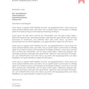Jobsøgning skabelon - Jeppe Skov