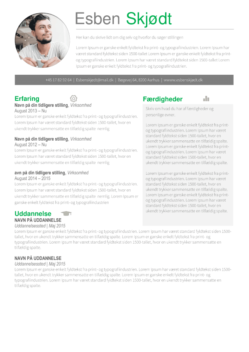 07_Jobsøgning-skabelon-word-cv